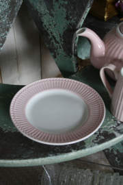 Plate small Alice pale pink
