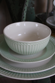 Bowl Alice pale green