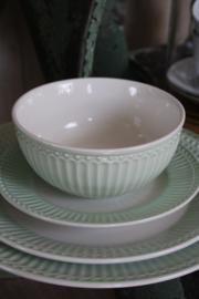 Bowl Alice pale green