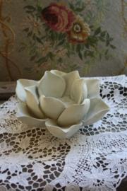 rose tealight white