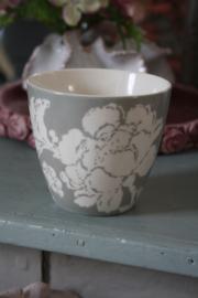 "Greengate latte cup ""Ingrid sand"""
