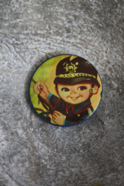 vrolijke button 7