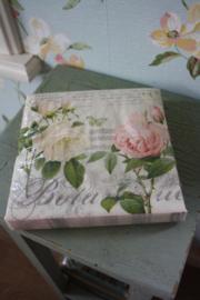 """papieren servetten """"Botanica"""""""