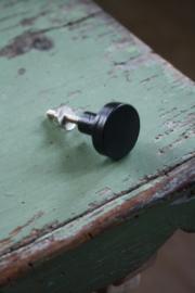 zwarte knophaak