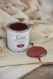 "Vintage paint ""Rusty Red"" 100ml"