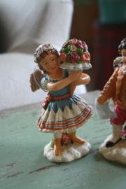 """mooi hangertje """"Baroque meisje"""""""