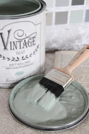"Vintage wall paint ""Dusty Green"""