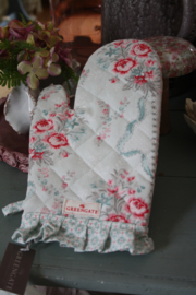 "Greengate glove ""Betty mint"""