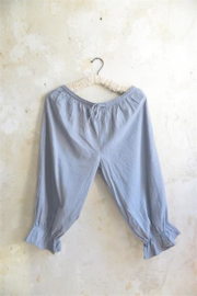 Trouser, dream forever, blue/grey
