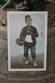 """oud Hollandse kaart """"Jopie"""""""