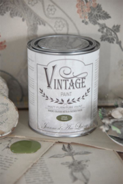 "Vintage paint ""Olive Green"" 700ml"