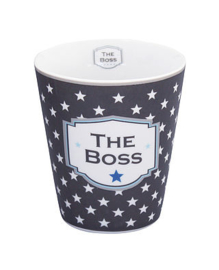 "Happy mug ""The Boss"""