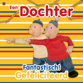 """Buurman en Buurman kaart """"Een Dochter"""""""