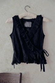 Vest Soulful mind  Black