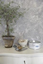 Effect paint ( betonlook) Silver blue