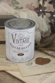 "Vintage paint ""Warm Brown"" 700ml"