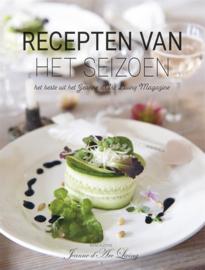 """Recepten van het seizoen """"Speciale editie""""  TE RESERVEREN"""