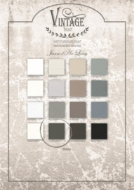 "Vintage paint "" French Grey"" 700 ml"