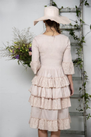 Dress Joyous past Soft rose in maat XS