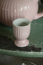 Egg cup Alice pale pink
