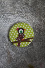 vrolijke button 9
