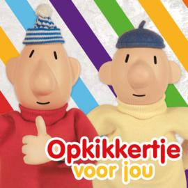 """Buurman en Buurman kaart """"Opkikkertje"""""""