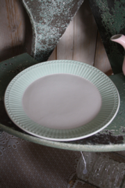 Plate Allice pale green