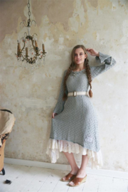 Dress forever lost light grey in XS/S