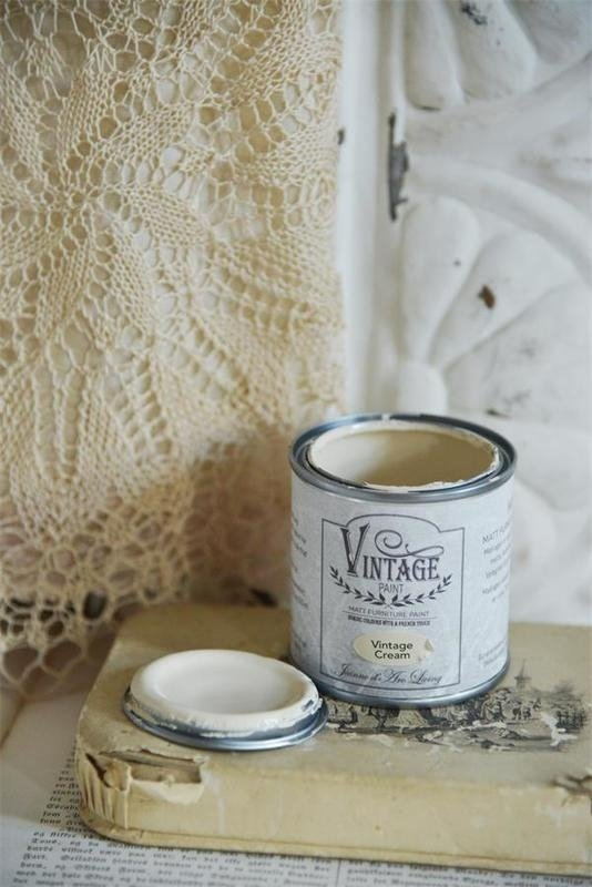 "Vintage paint ""Vintage cream"" 100 ml"