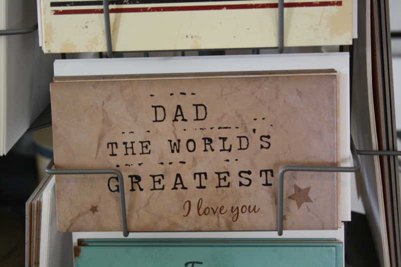 Dad, the world's greatest