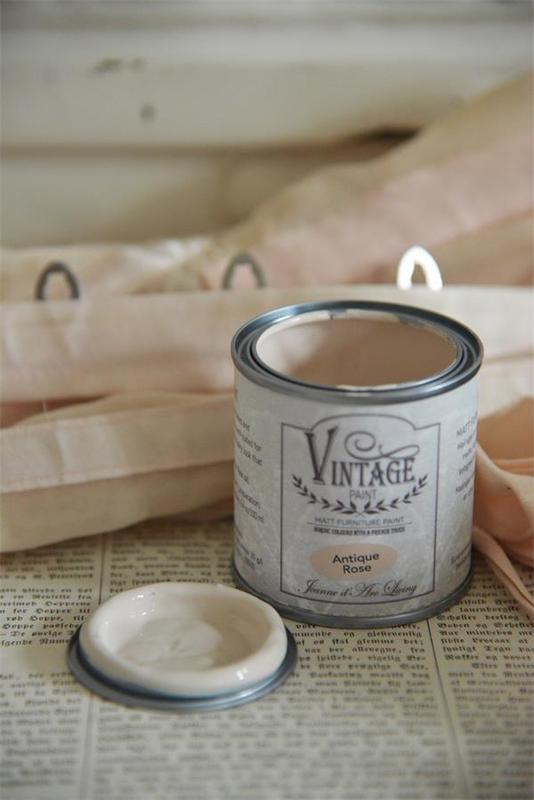 """Vintage paint """"Antique rose"""" 100 ml"""