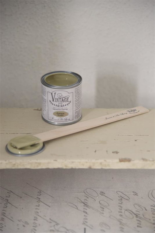 "Vintage paint ""Antique green"" 700 ml"
