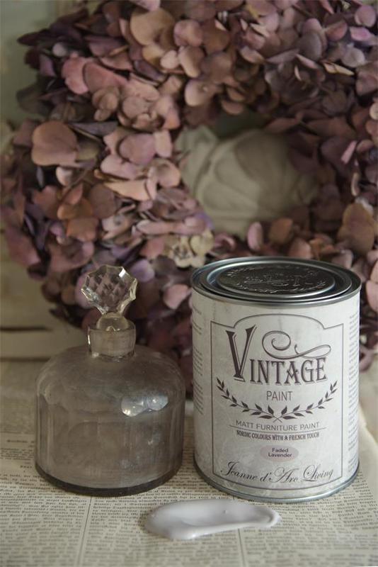 "Vintage paint "" faded lavender""  700ml"