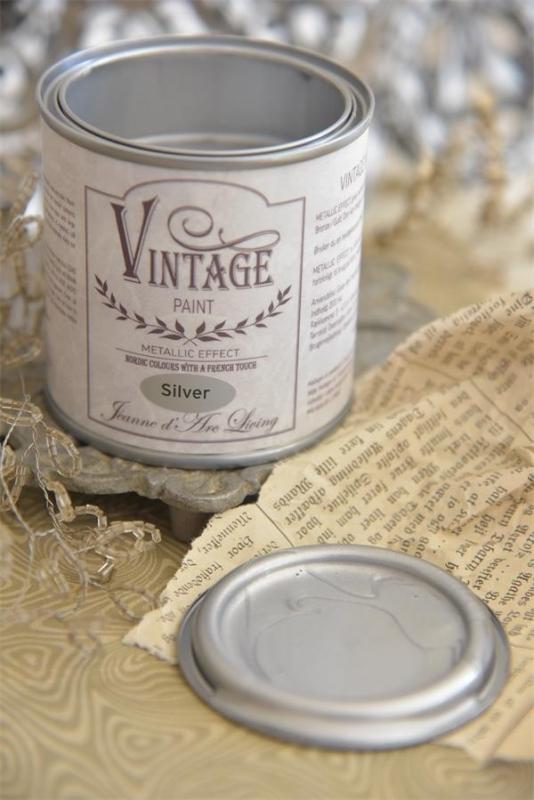 silver metallic 200 ml