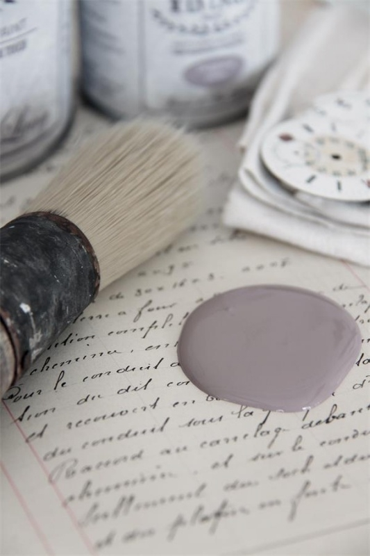 "Vintage paint ""delightfull plum"" 100 ml"
