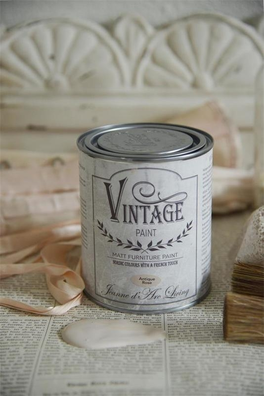 "Vintage paint ""Antique rose"" 700 ml"