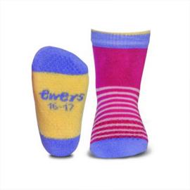 Ewers anti slip sokken Krabbelfix Lupine maat 16-17