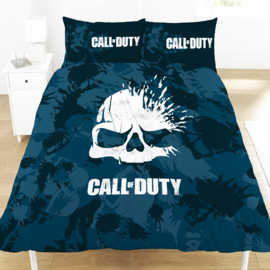 Call of Duty dekbedovertrek 2 persoons met 2 kussenslopen