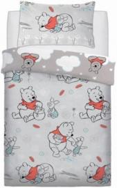 Winnie the Pooh kinder dekbedovertrek Wolken