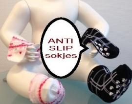 4650 ANTI SLIP sokjes (B keus, mogen niet retour)
