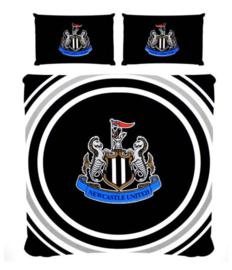 Newcastle United  dekbedovertrek 2 persoons met 2 kussenslopen