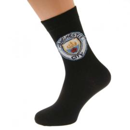 Manchester City sokken, maat 39 - 46