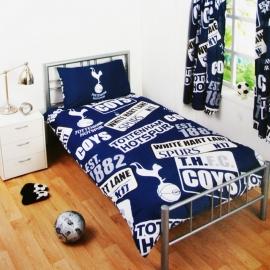 Tottenham Hotspur voetbal dekbedovertrek Spurs