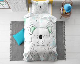 Koala fantasie dekbedovertrek Sleepy Koala