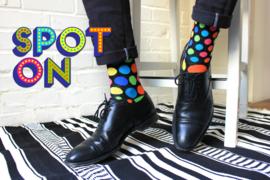 Oddsocks - Cadeaudoos met 6 verschillende Spot On sokken - maat 39-46