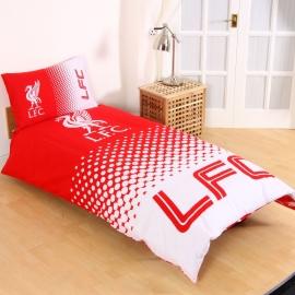 Liverpool FC voetbal dekbedovertrek