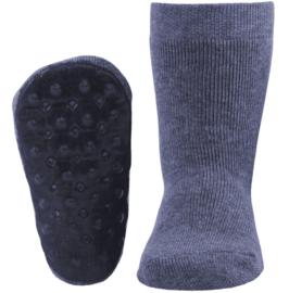 Ewers STOPPI anti slip sokken Jeansblauw maat 27-28
