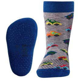Ewers anti slip sokken Krabbelfix werk voertuigen maat 16-17
