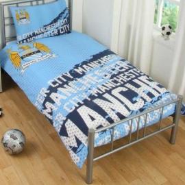 Manchester City Football Club dekbedovertrek
