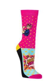 Mama sokken - Best Mom - maat 36/41